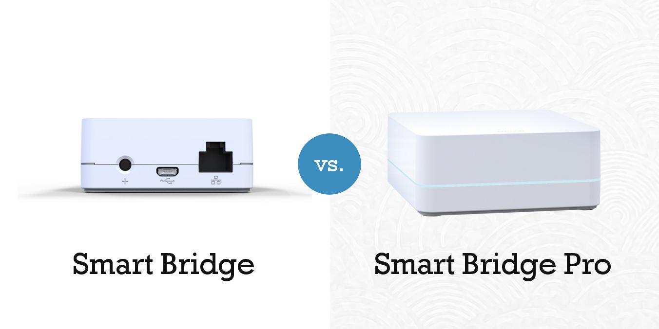 Lutron Smart Bridge vs Lutron Smart Bridge Pro