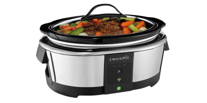 WeMo Crock Pot slow cooker