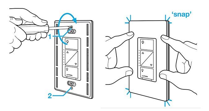 attach-the-wallplate