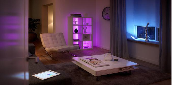 smart indoor lighting