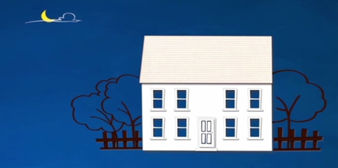Tired of coming home to a dark house?