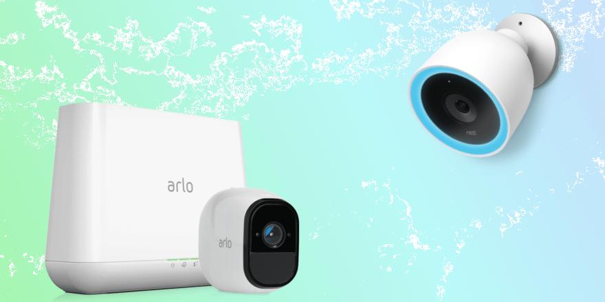 Nest Cam IQ Outdoor vs. Arlo Pro