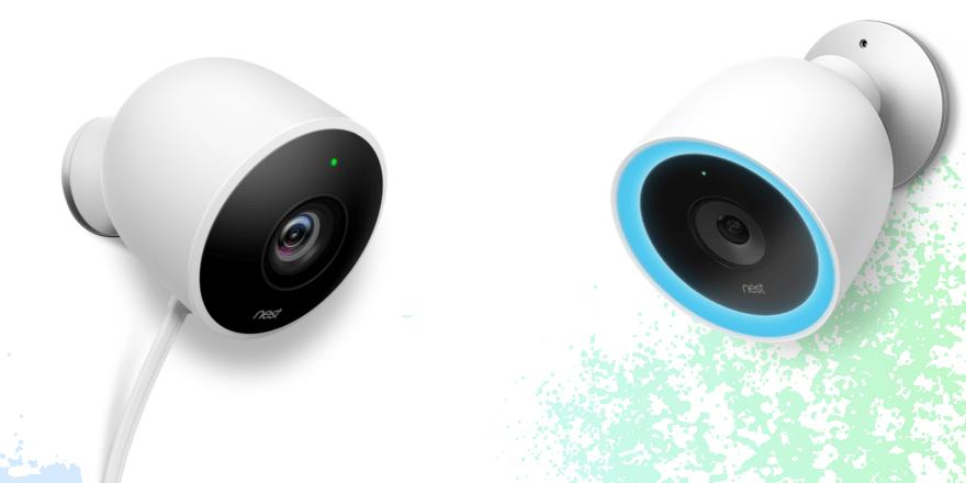 Nest Cam IQ Outdoor vs. Nest Cam Outdoor
