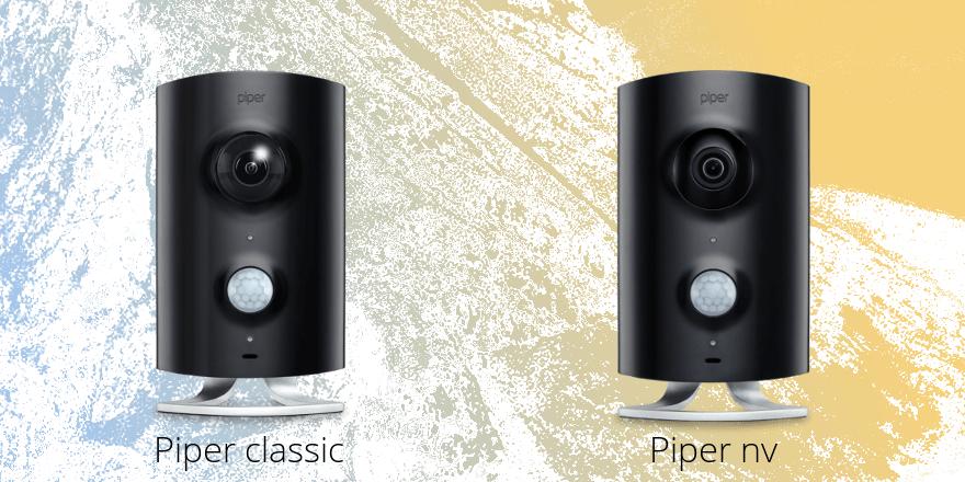 Piper classic vs Piper nv