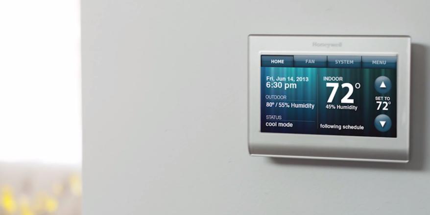 honeywell wifi thermostat vs nest