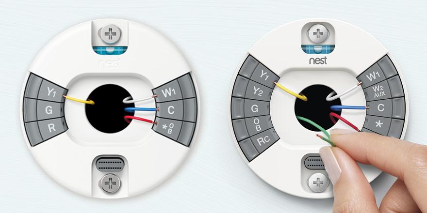 Nest E vs Nest Thermostat