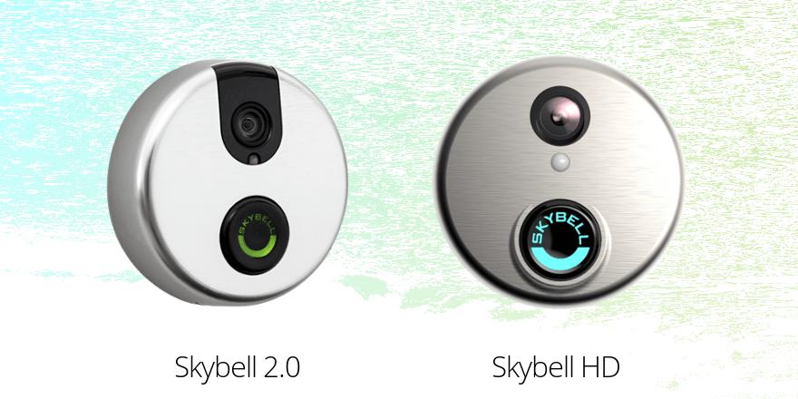 Skybell 2.0 vs Skybell HD