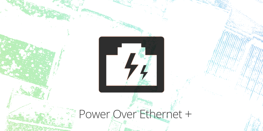 power over ethernet plus