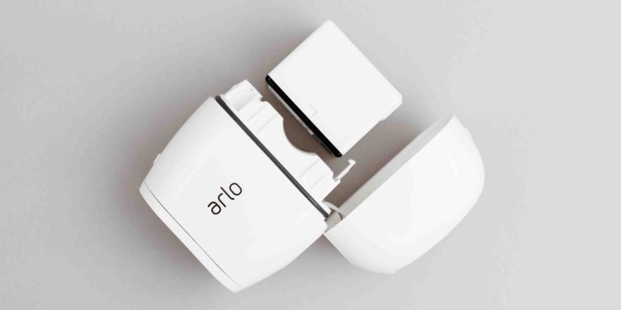 Arlo Pro 2 battery