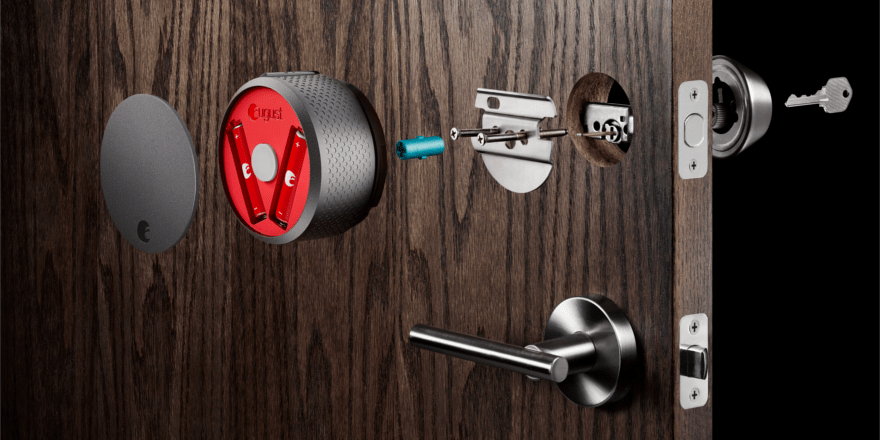 August Smart Lock Installation Review