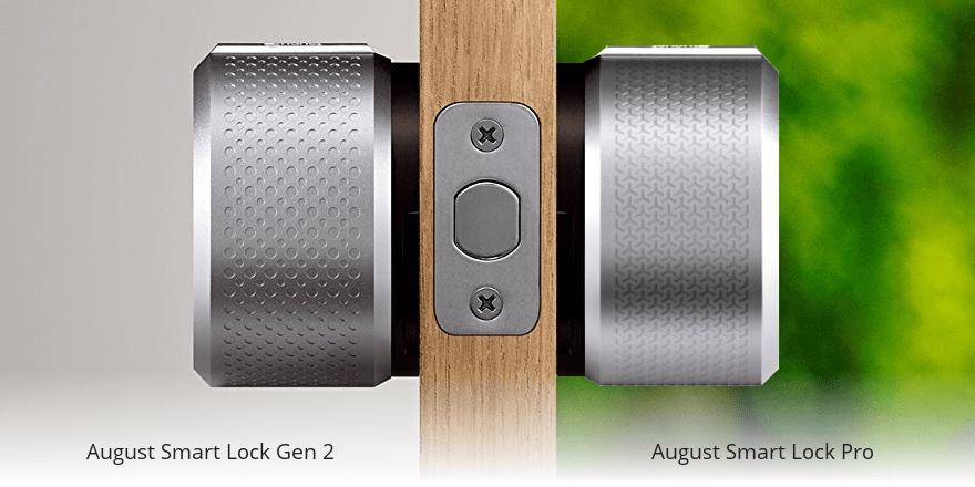 August Smart Lock vs Pro Design Pattern