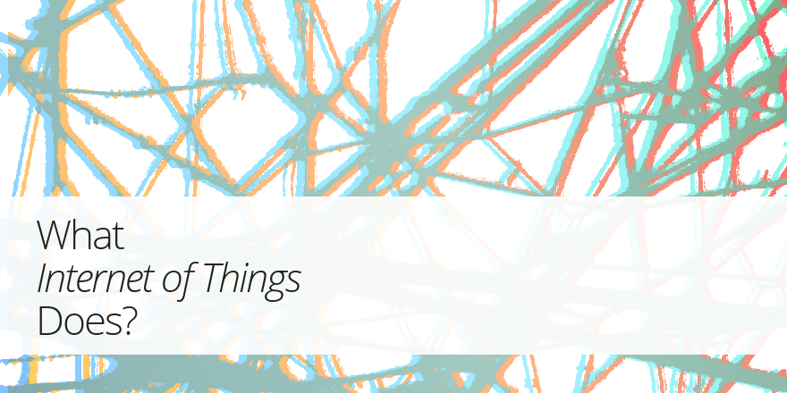 what internet of things does