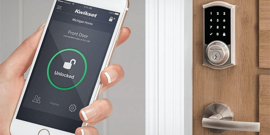 Kwikset Premis Smart Lock App