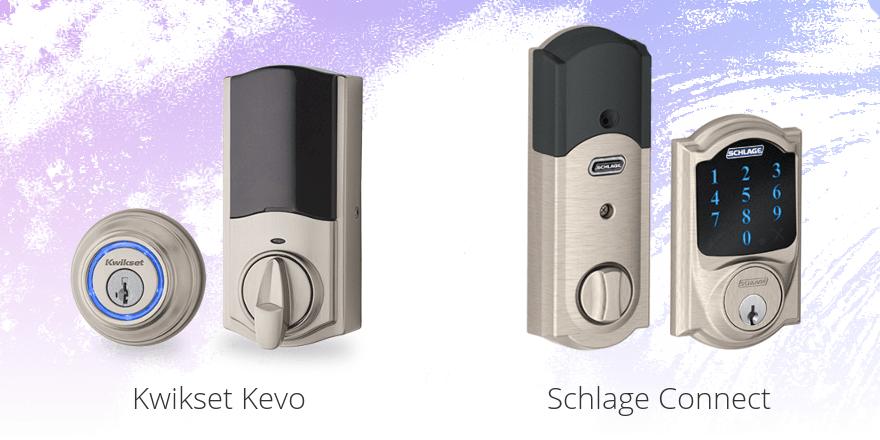 Kwikset Kevo vs. Schlage Connect
