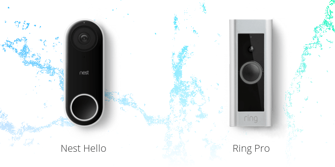 Nest Hello vs. Ring Pro