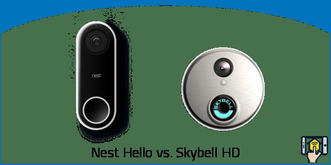 Nest Hello vs Skybell HD