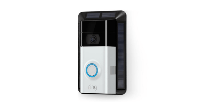 Ring 2 Solar Charger