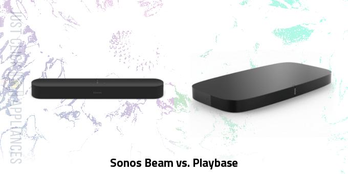 Sonos Beam vs Playbase