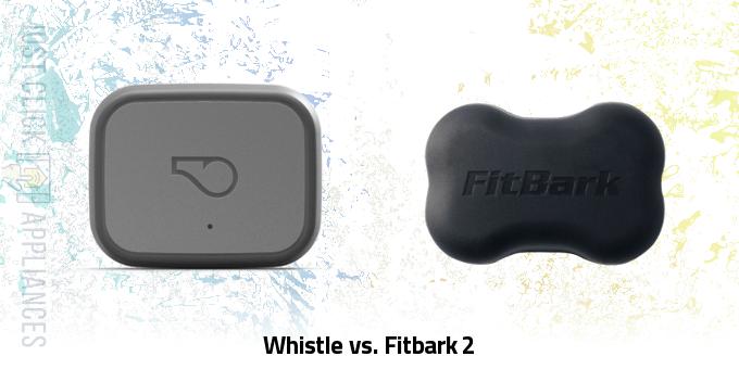 Whistle vs Fitbark 2