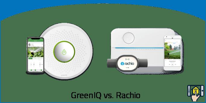 GreenIQ vs. Rachio