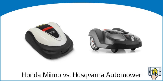 Honda Miimo vs Husqvarna Automower