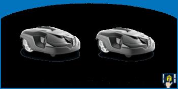 Husqvarna Automower 310 vs. 315