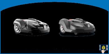 Husqvarna Automower 430x vs. 450x