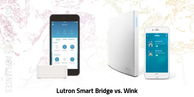 Lutron Smart Bridge vs Wink Hub 2