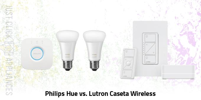 Philips Hue vs. Lutron Caseta Wireless