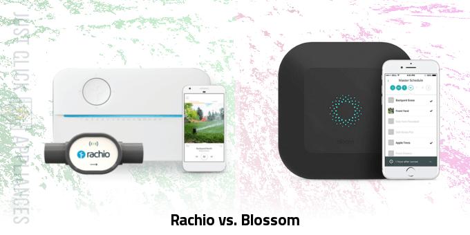 Rachio vs. Blossom