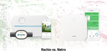 Rachio vs. Netro