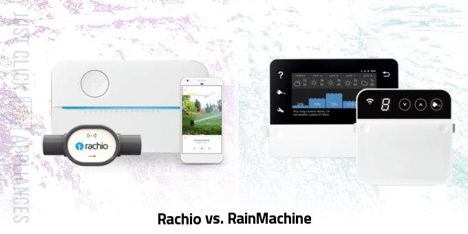 Rachio vs RainMachine