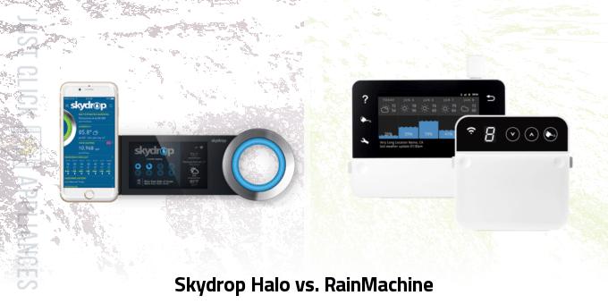 Skydrop Halo vs RainMachine