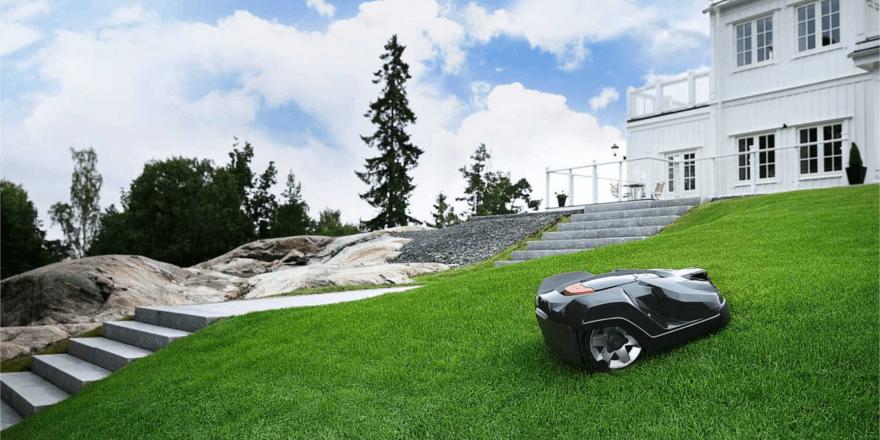 Compare Smart Lawnmowers Automower