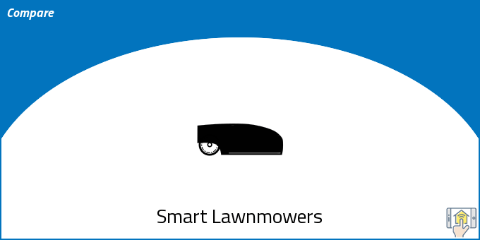 Compare Smart Lawnmowers