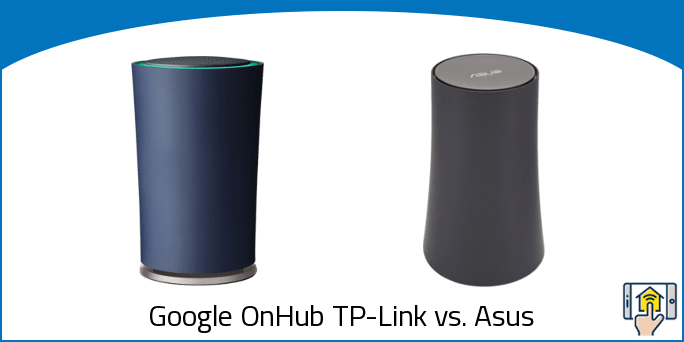 Google OnHub TP-Link vs Asus