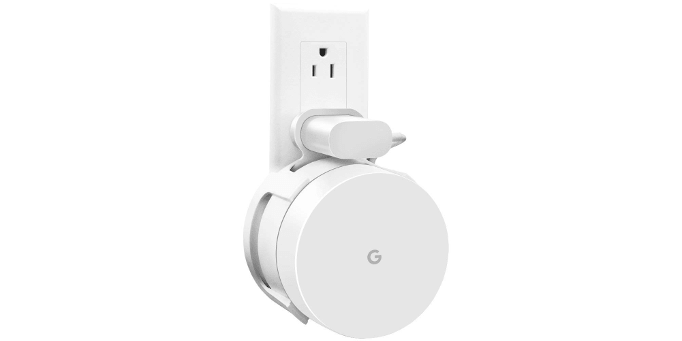 Google WiFi - Wall Outlet Mount