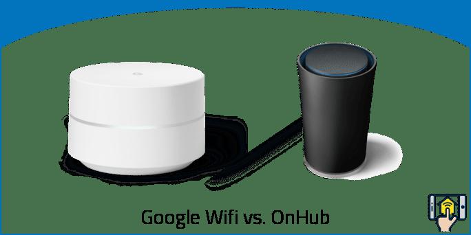 Google WiFi vs OnHub