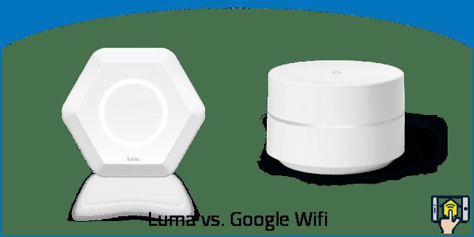 Luma vs Google WiFi