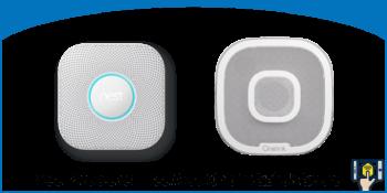Nest Protect vs. First Alert Onelink Safe & Sound