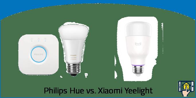 Philips Hue vs. Xiaomi Yeelight