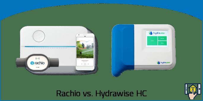 Rachio vs Hydrawise HC