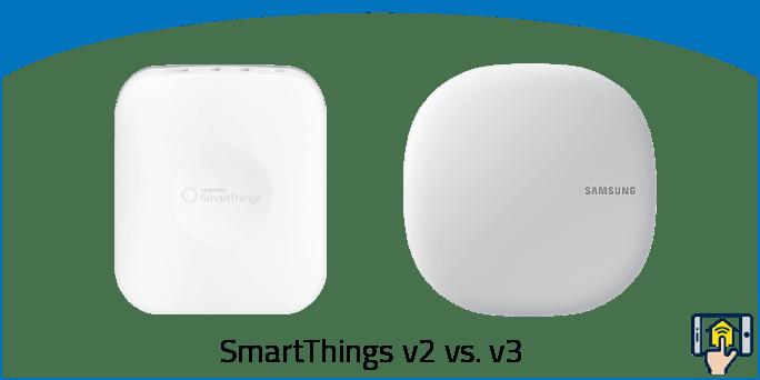 SmartThings v2 vs. v3