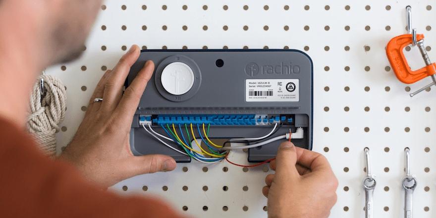 Compare Smart Sprinkler Controllers Rachio