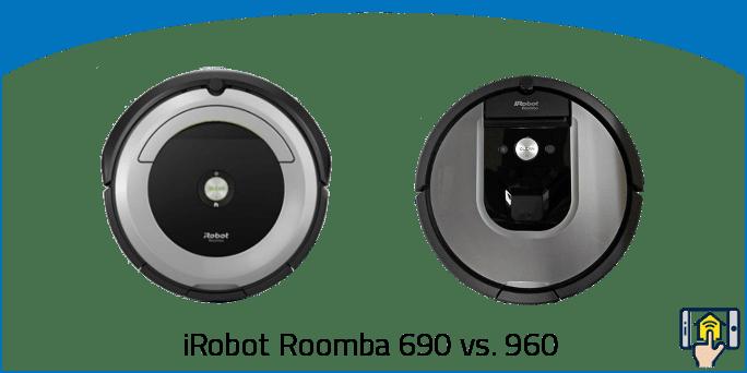 iRobot Roomba 690 vs 960