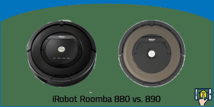 iRobot Roomba 880 vs 890