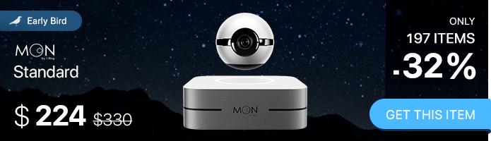 Moon Camera Discount
