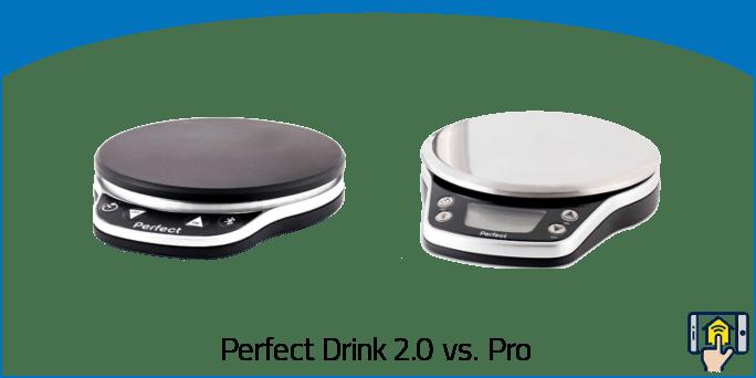 Perfect Drink 2.0 vs Pro