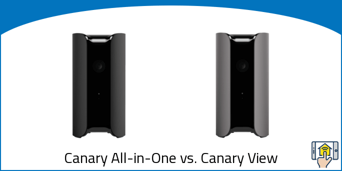 Canary All-in-One vs. Canary View