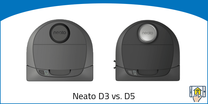 Neato D3 vs. D5